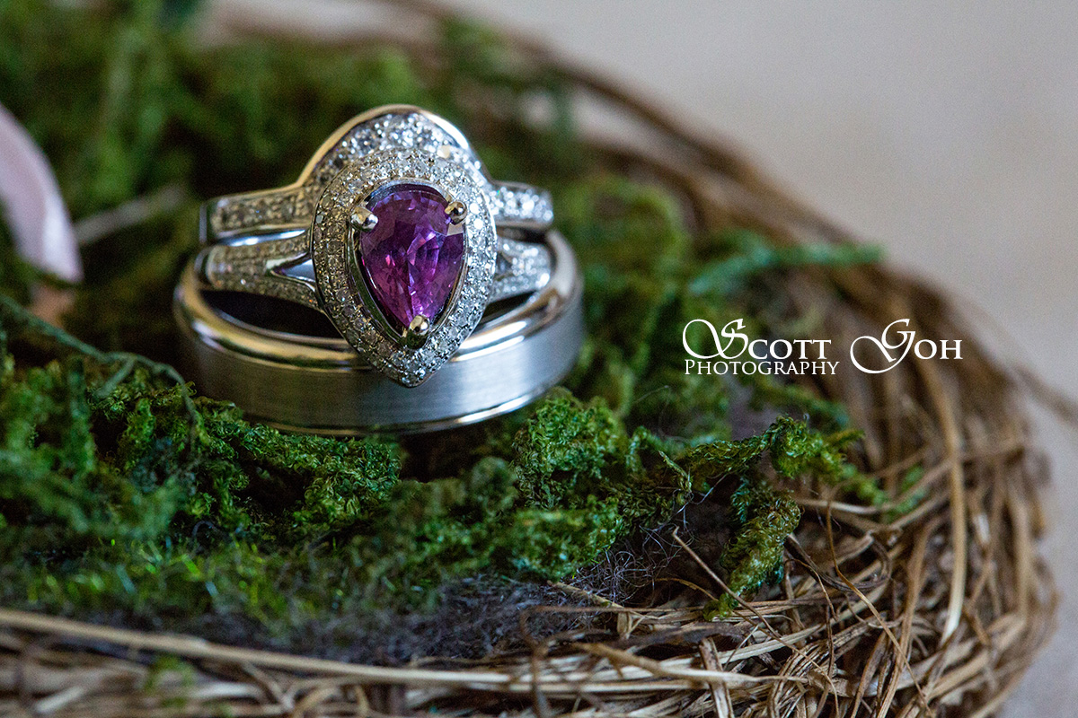 adelaide wedding rings stone