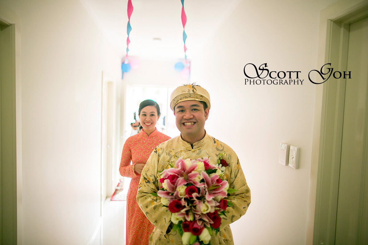 Asian Wedding Photographer adelaide