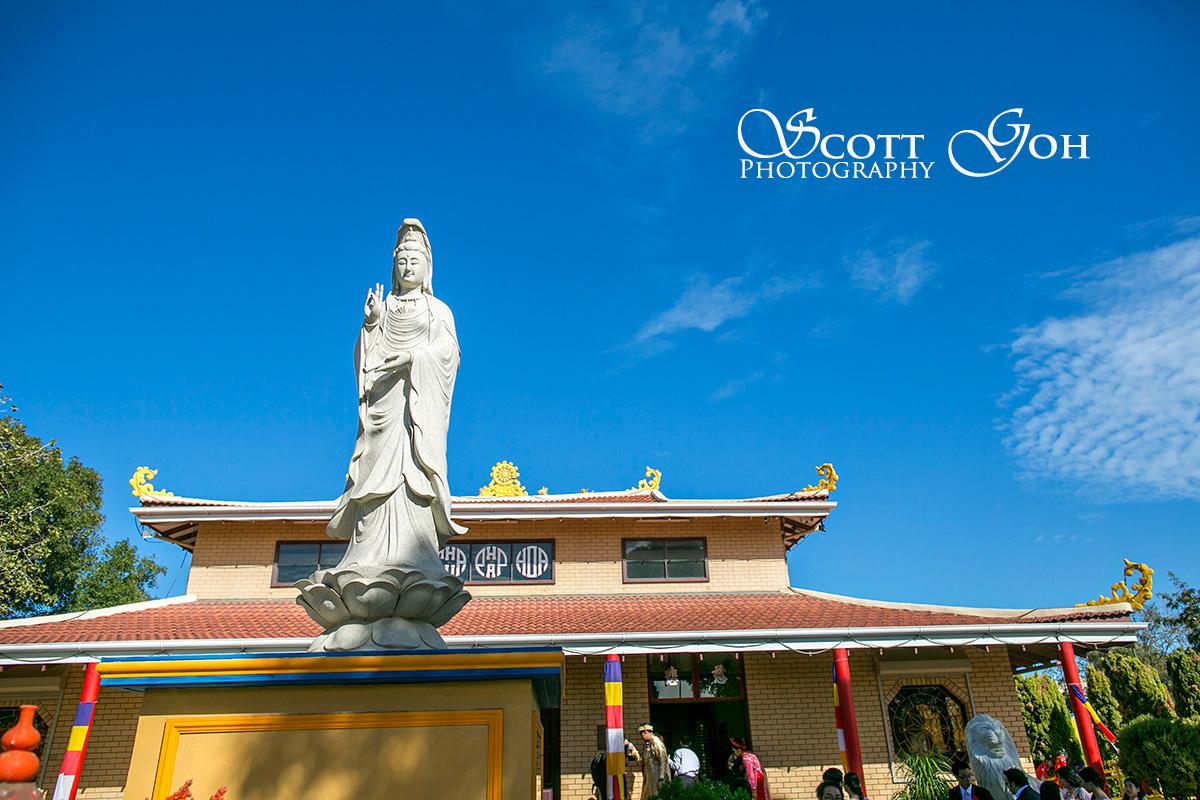 kwan ying  Wedding temple