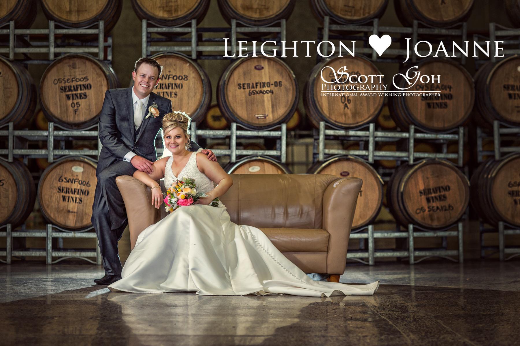 serafino winery wedding