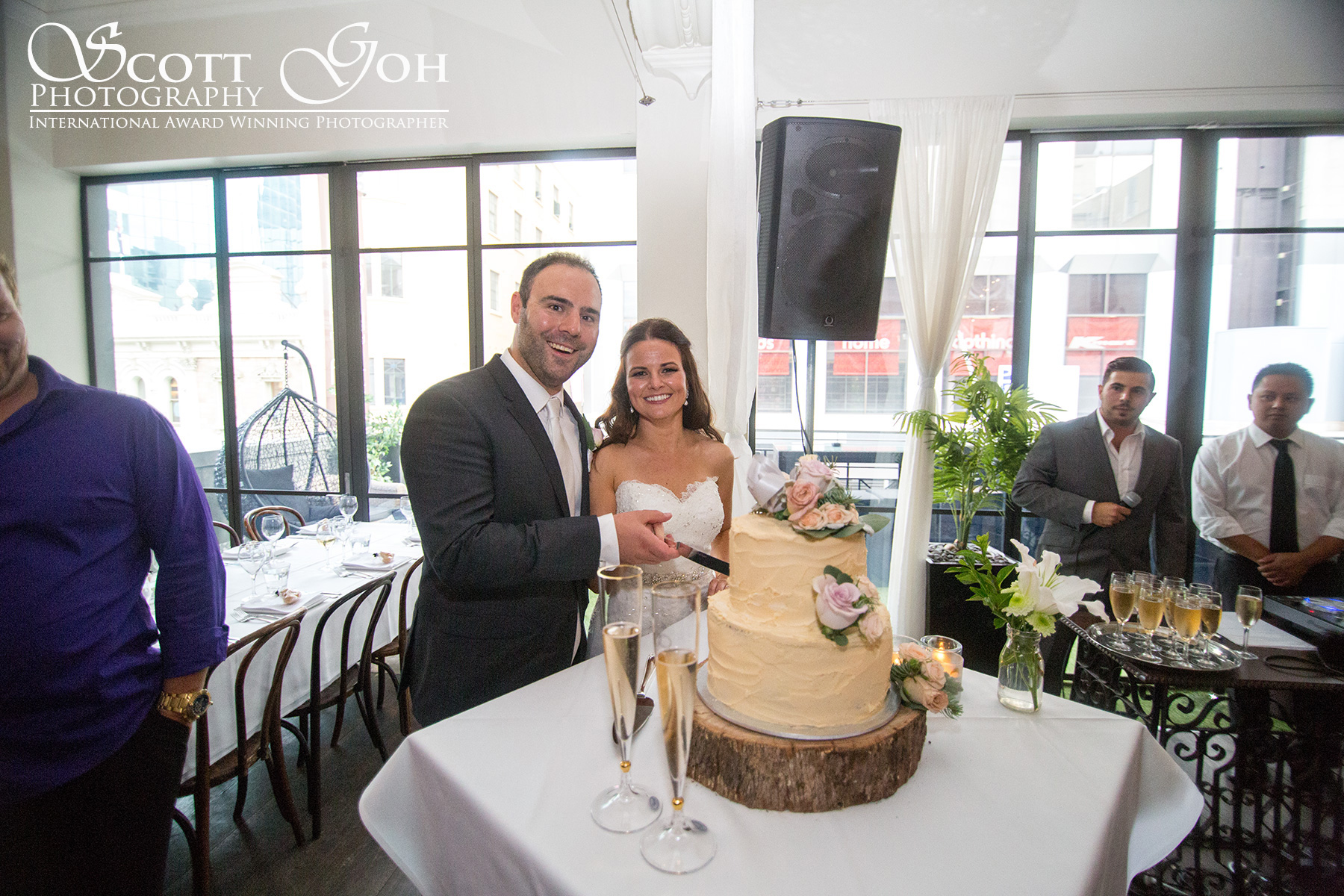 richmond hotel wedding