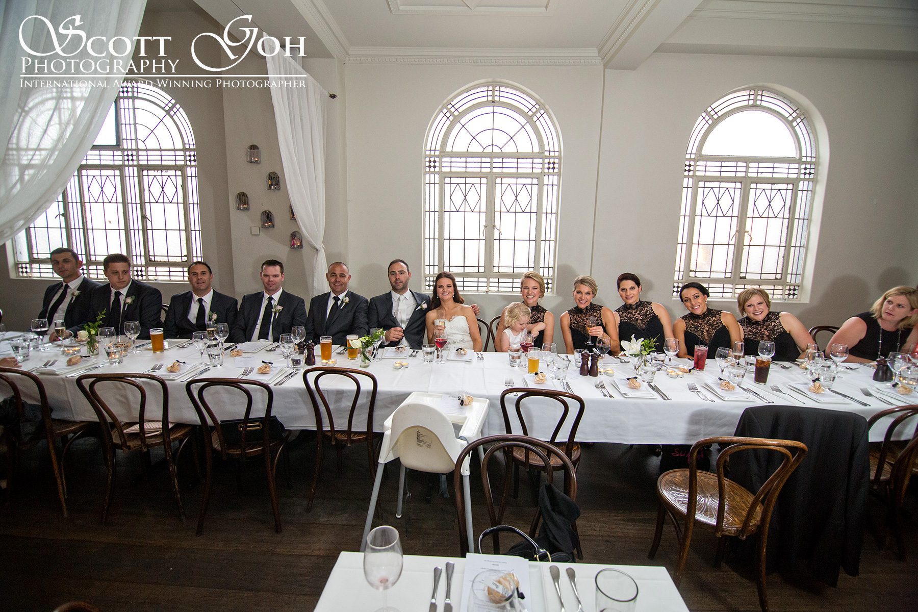 richmond hotel bridal party