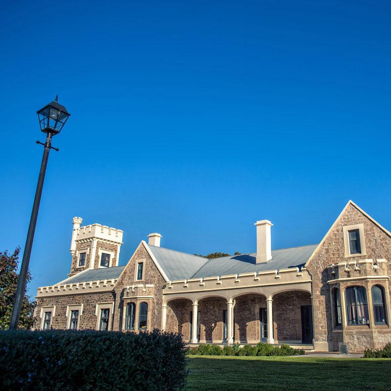 Glanville Hall