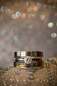 signature wedding ring photo adelaide