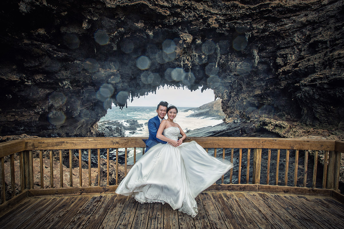 Nic ♥ Yoyo | Pre-Wedding Photography | Kangaroo Island — Best Wedding  Photographer in Adelaide | Scott Goh Photography