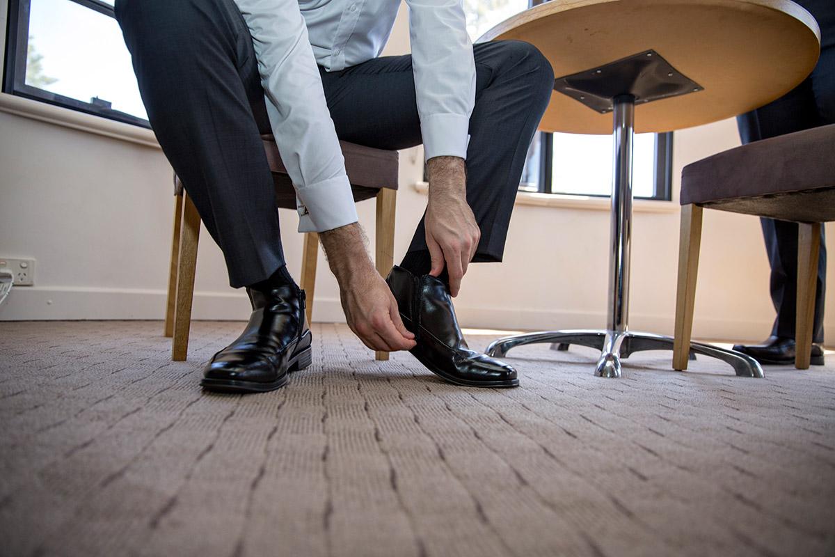 groom shoes wedding