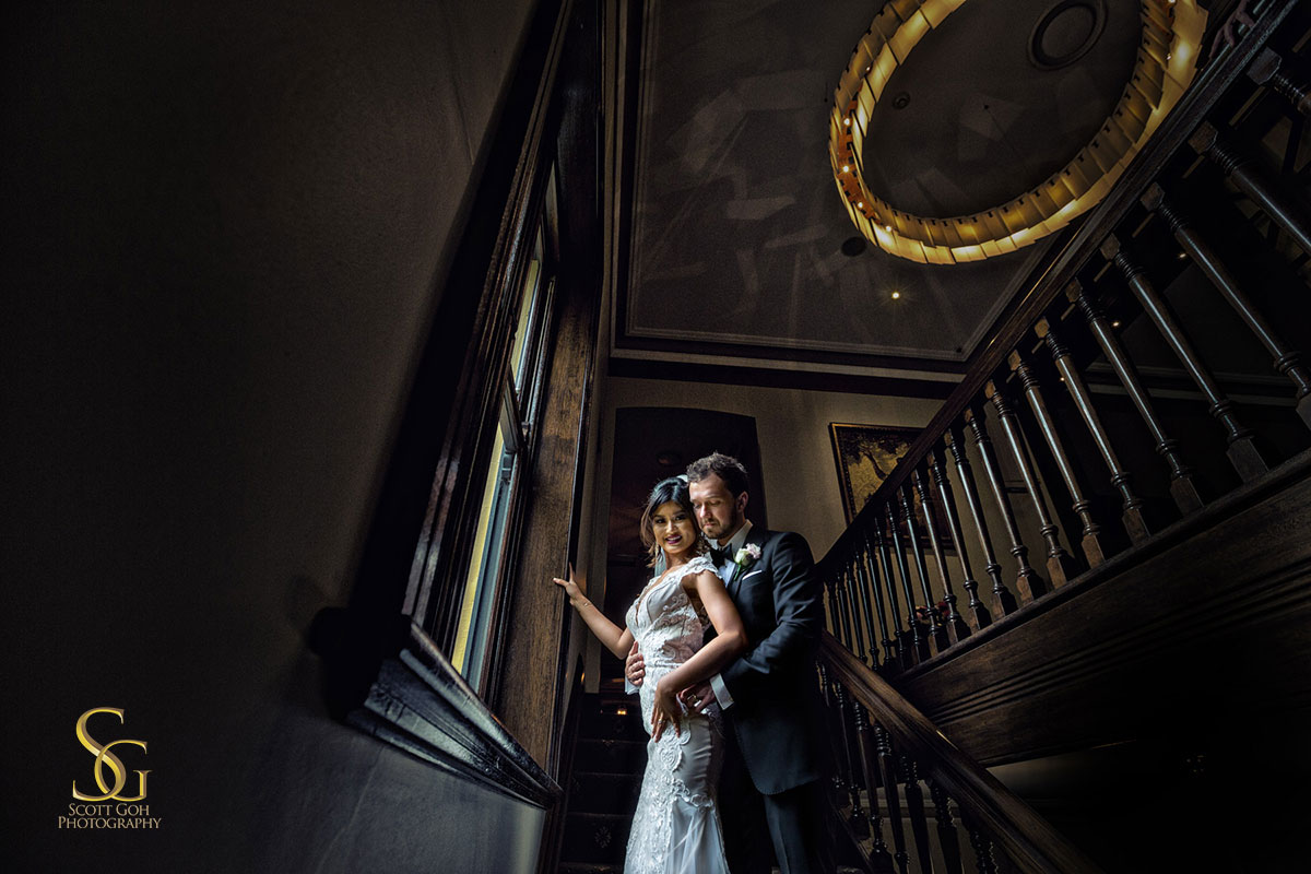 Mount Lofty House Adelaide Wedding