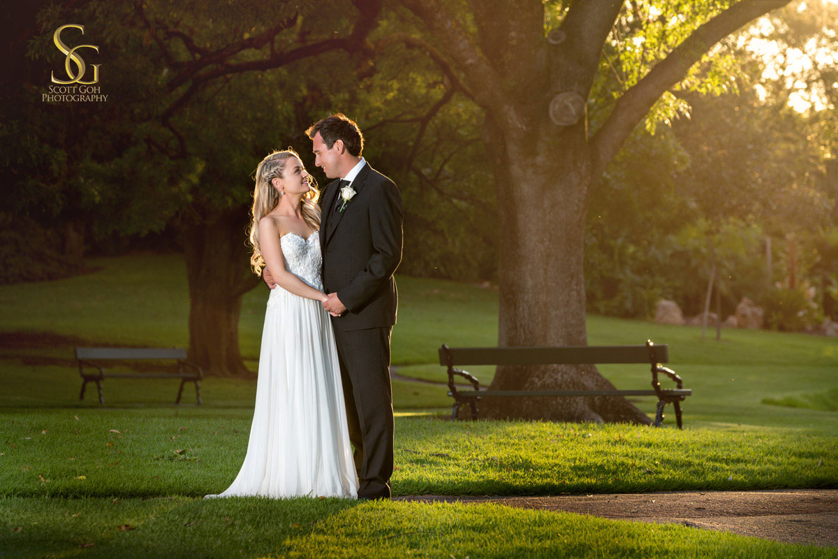 Veale Gardens wedding photography