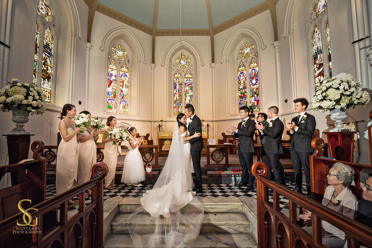Church Wedding in Adelaide