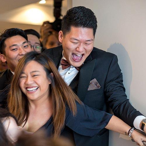 asian wedding games fun