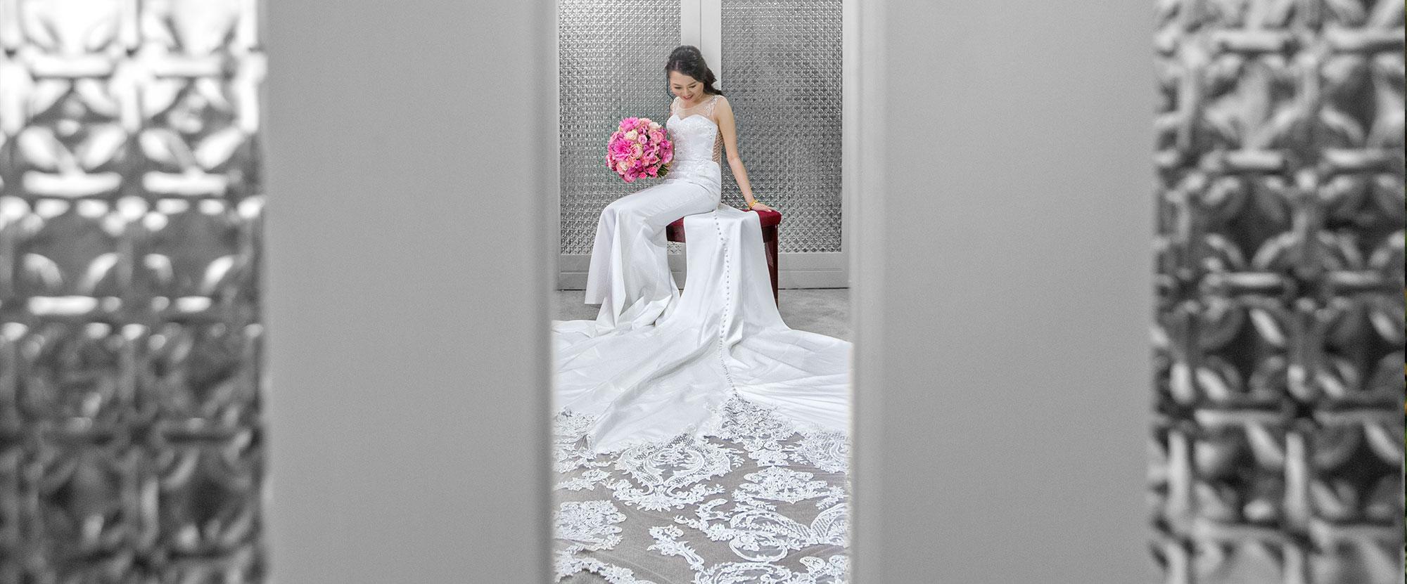 bride award winning photo aipp