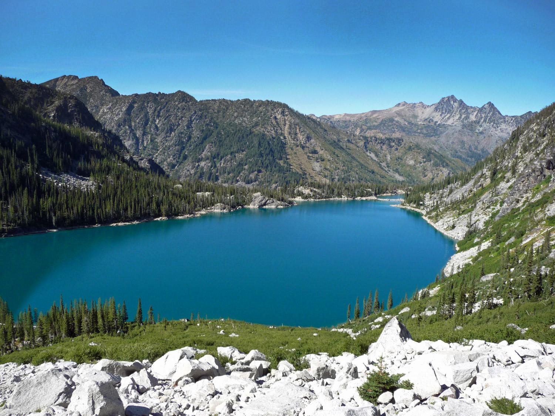 Colchuck Lake...An Alpine Gem
