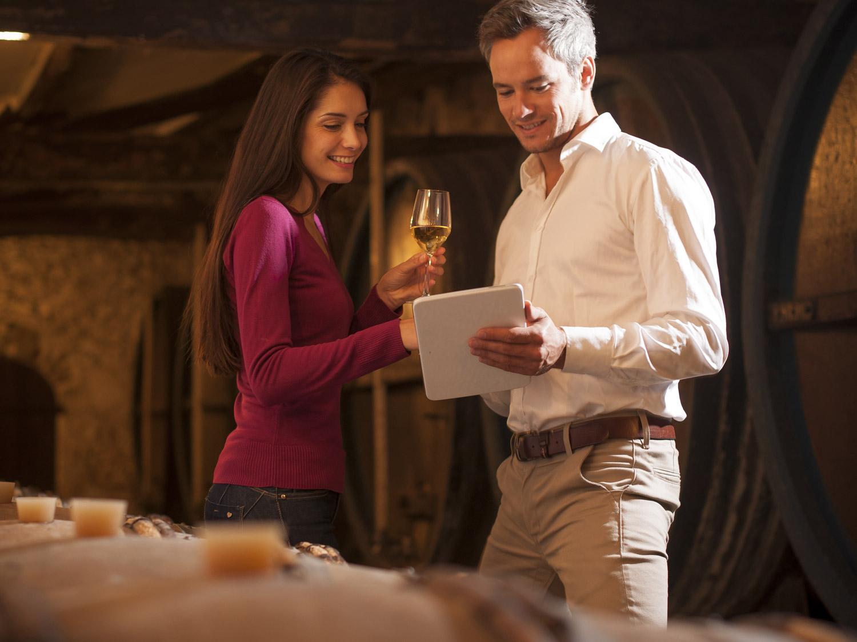 Winery Visits & Tasting Rooms