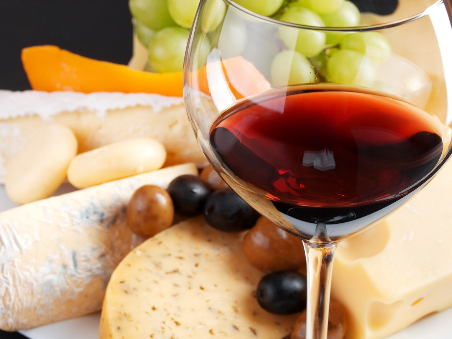 Cheers!   Enjoy nightly appetizers and wine