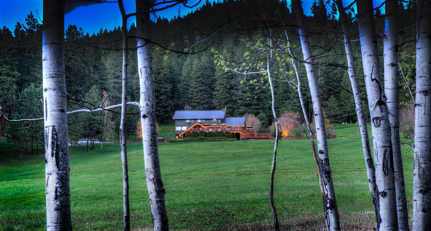 Lodge From Aspens