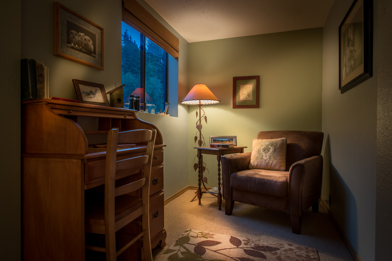 Comfortable Seating Nook