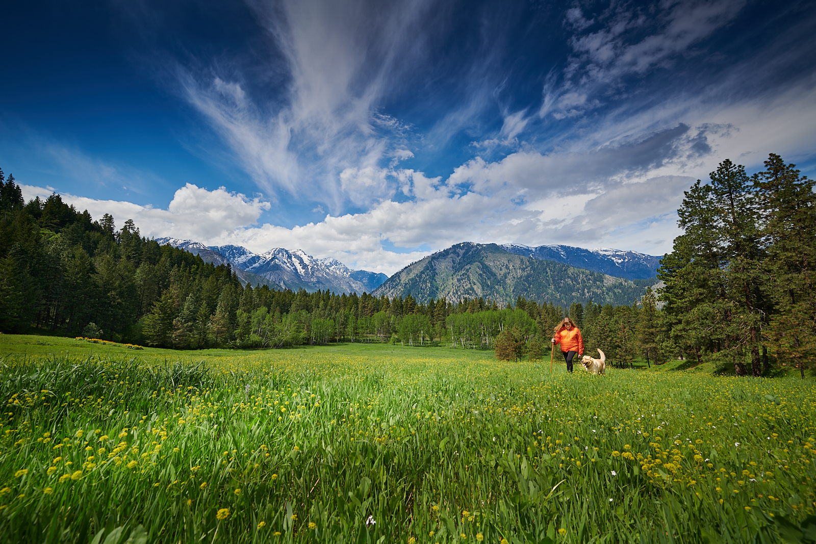 Explore - MHL is just 3 miles from downtown Leavenworth. With rafting, biking, wineries, spa, shopping, theater, zip lines etc.