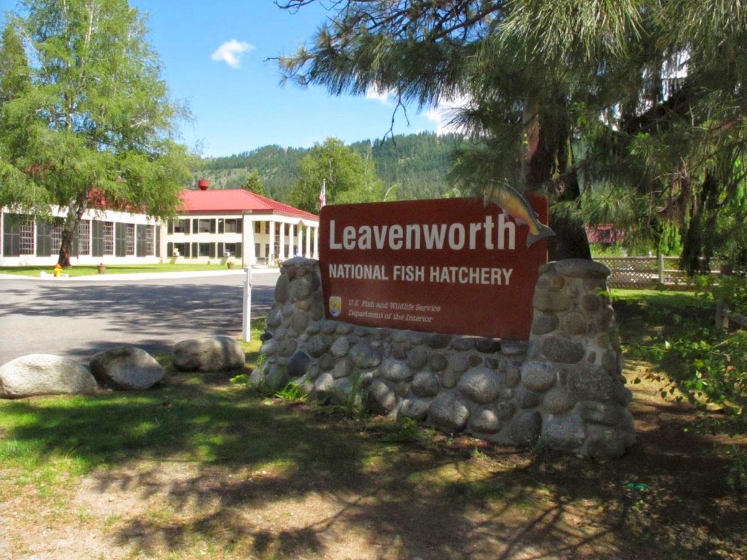 Leavenworth National Fish Hatchery