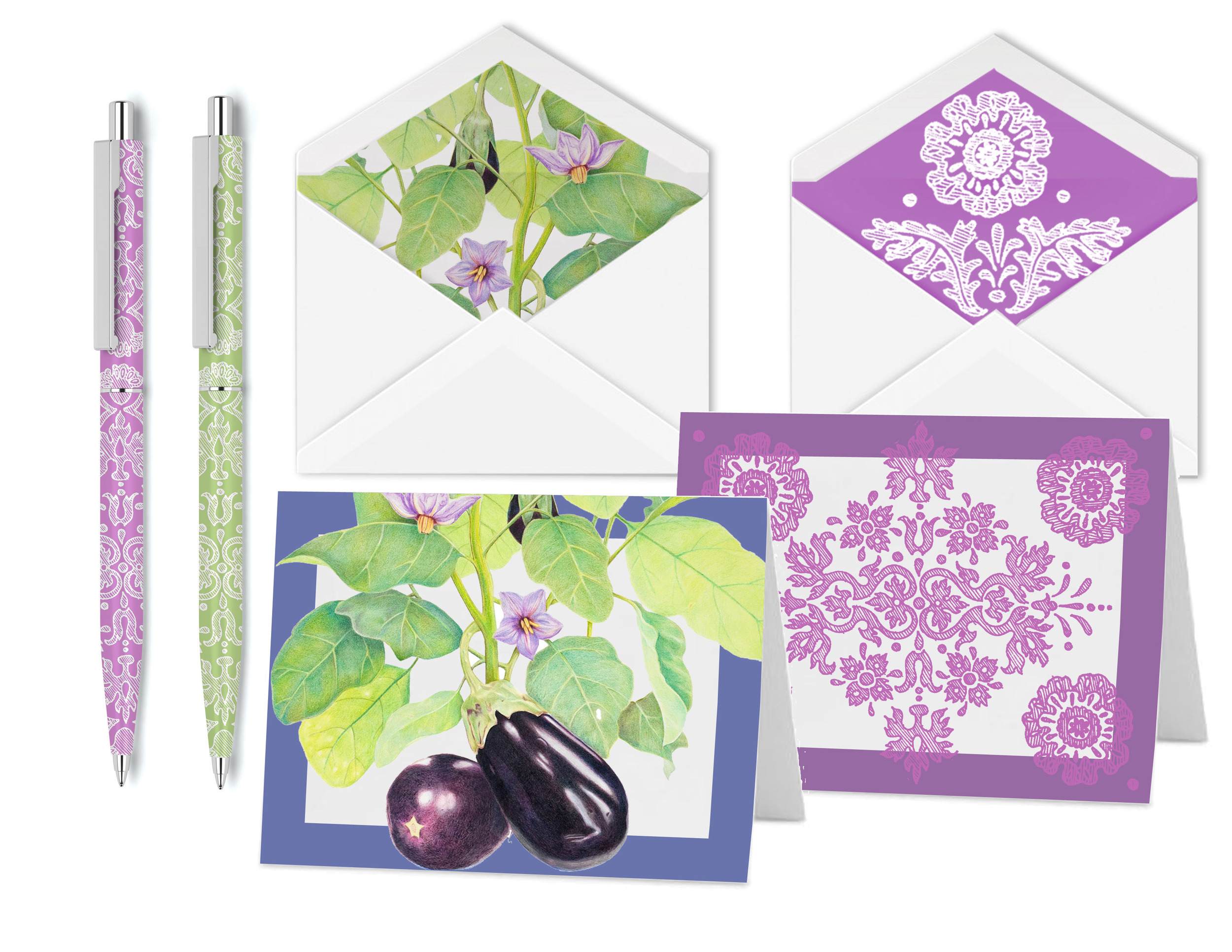 Black Beauty Stationery.jpg