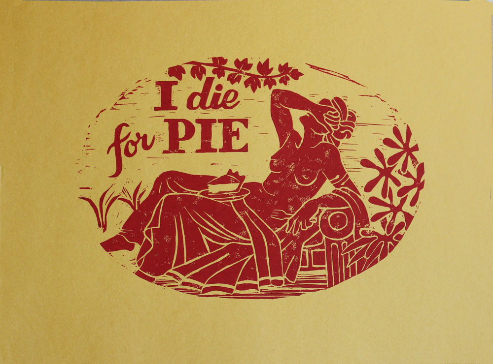 I Die for Pie                  #ID9RY