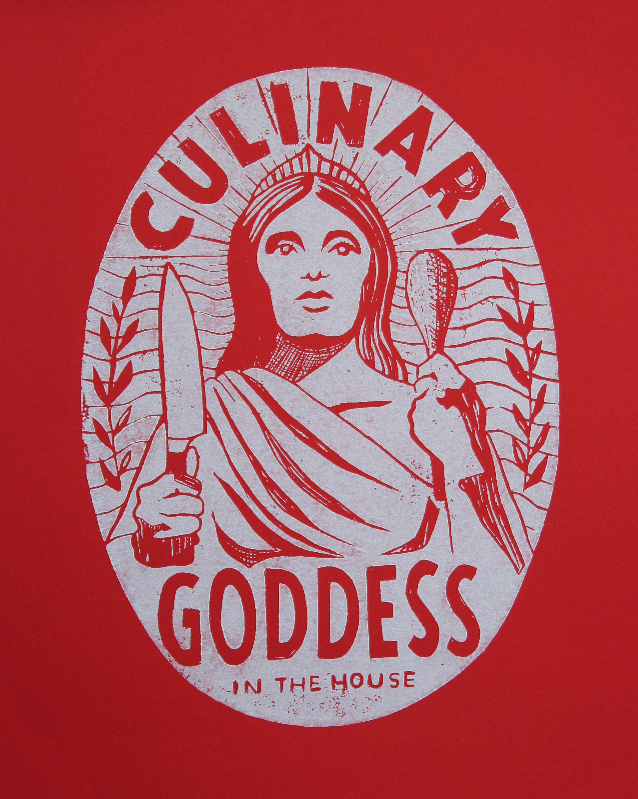 Culinary Goddess in the House    #CGS8WR