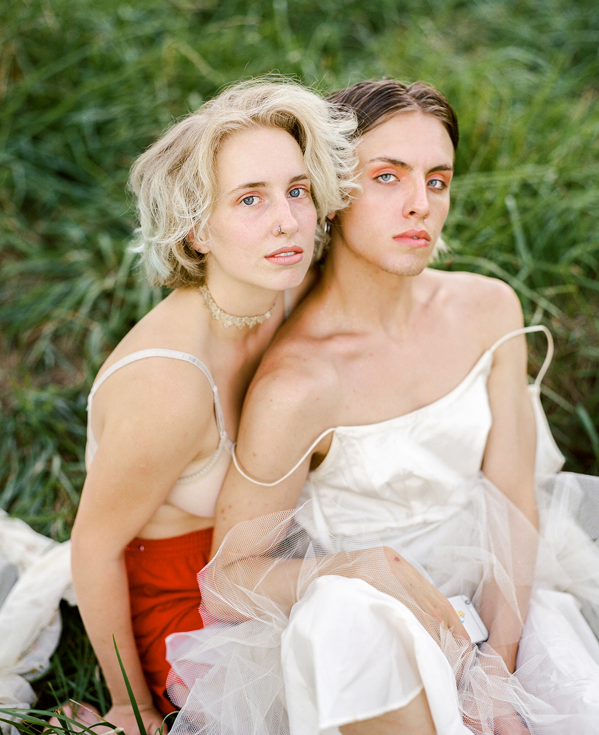Hayden and Conor , 2017 Archival pigment print Edition: 1/10 Image size: 19 x 23 1/4 inches 2017-140