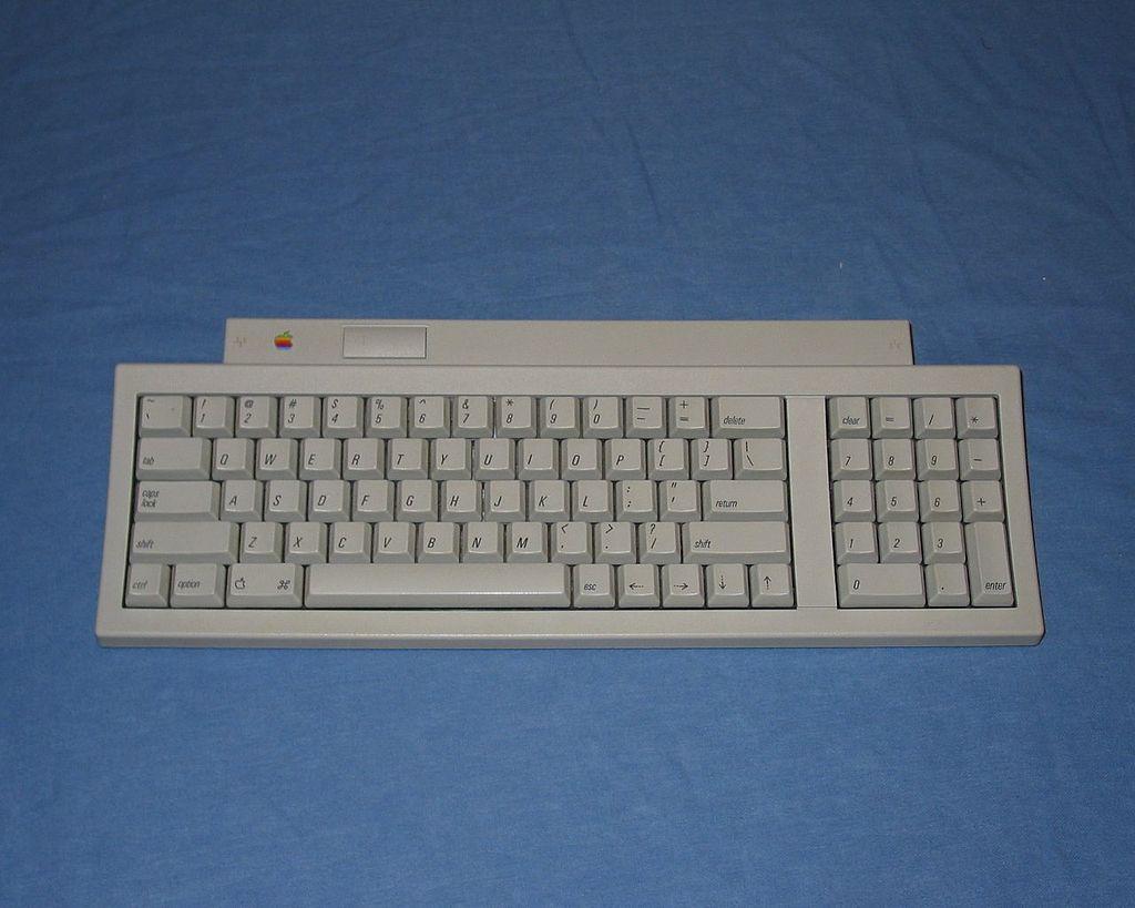 Apple Standard Keyboard II