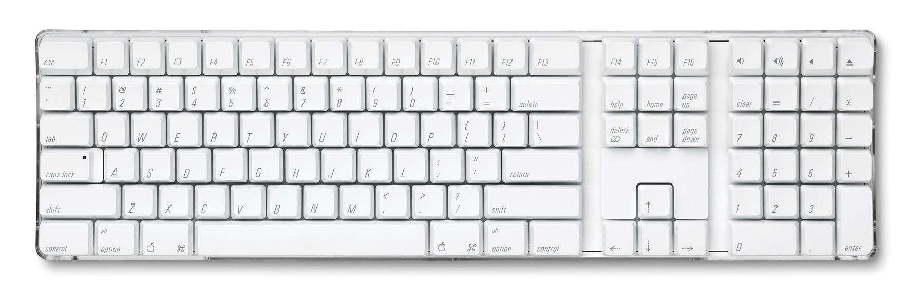 Apple Keyboard (2003)