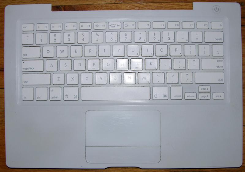 """MacBook """"chiclet"""" keyboard"""