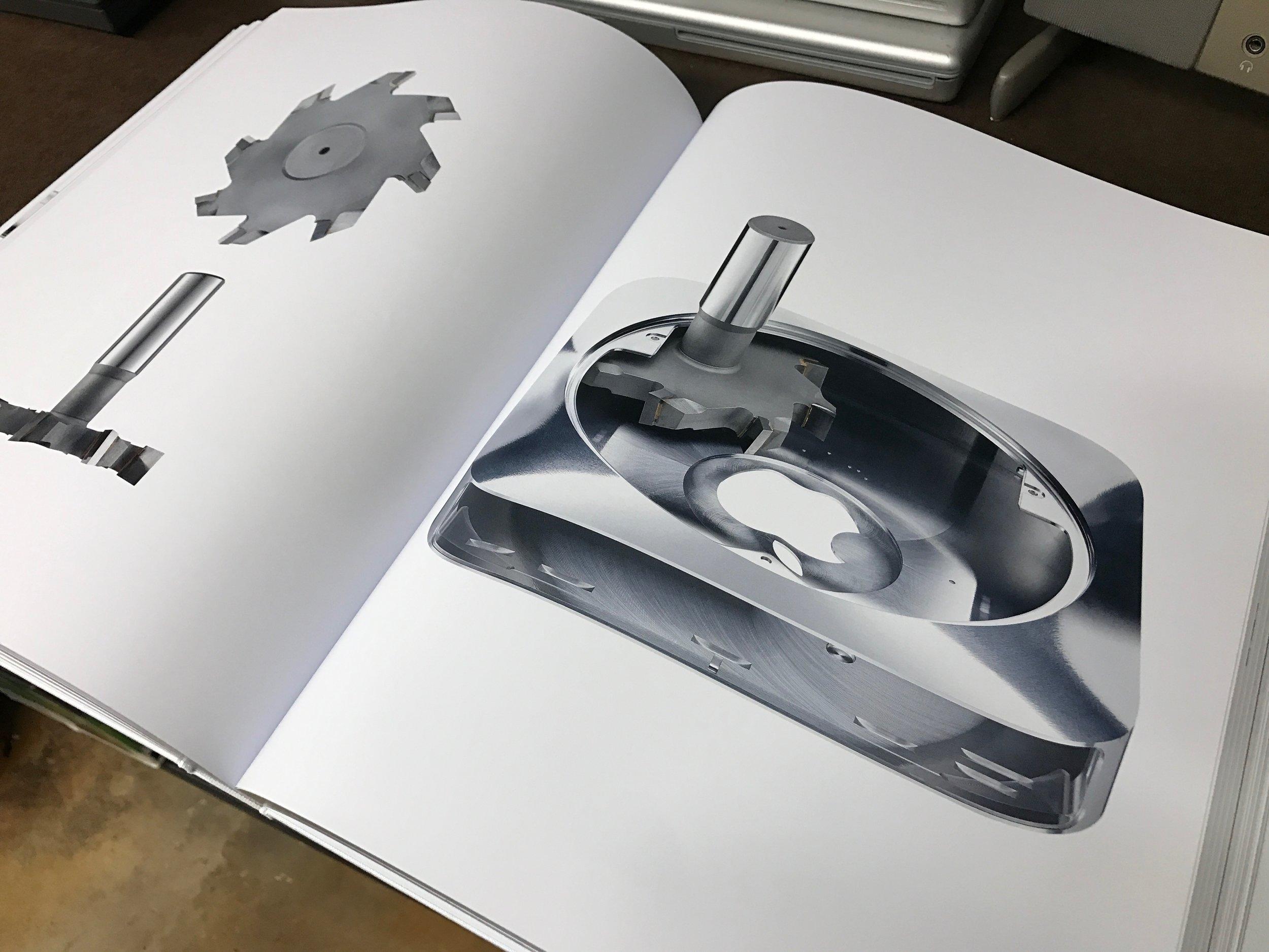 Mac mini manufacturing