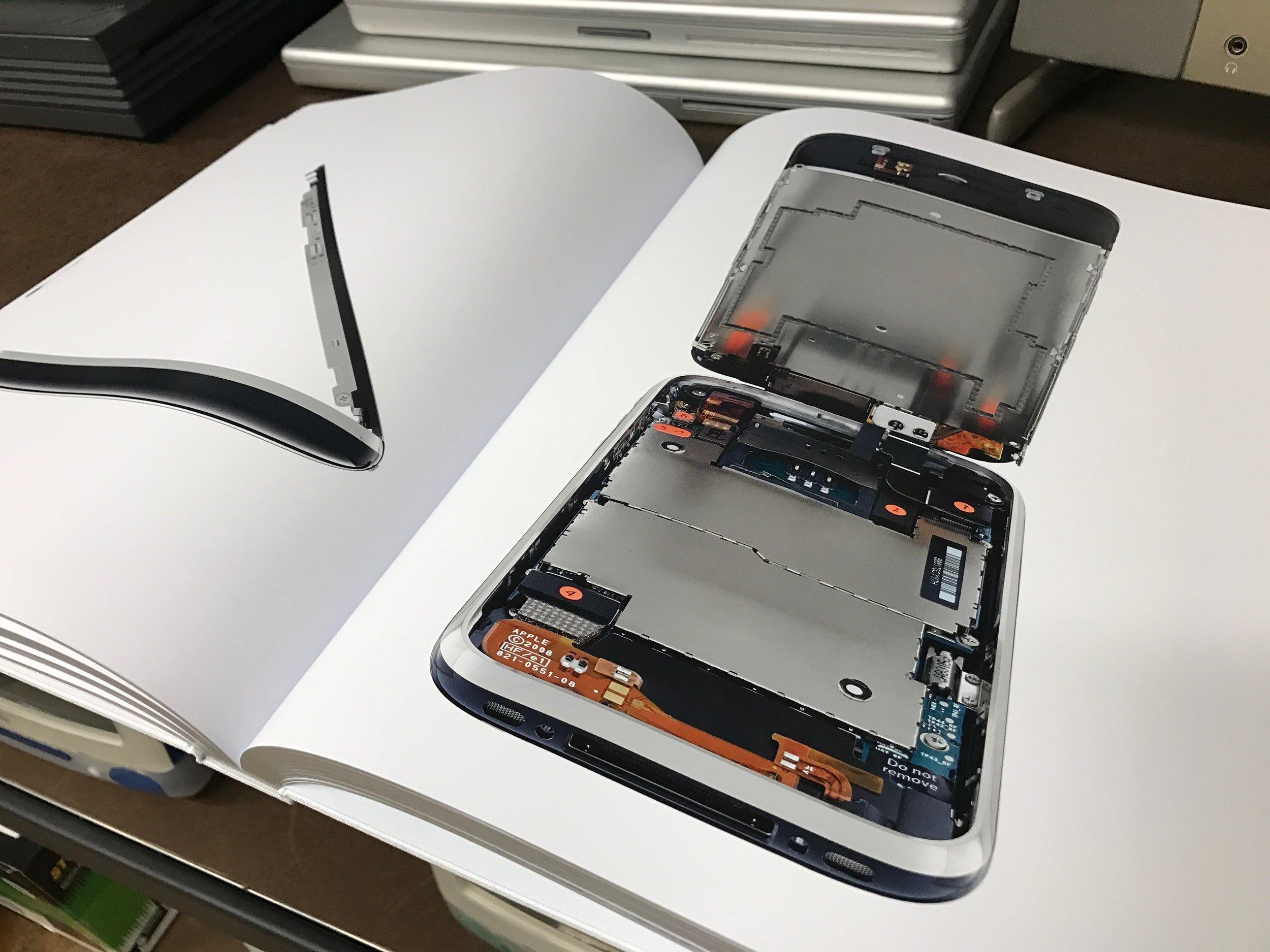 iPhone 3G internals