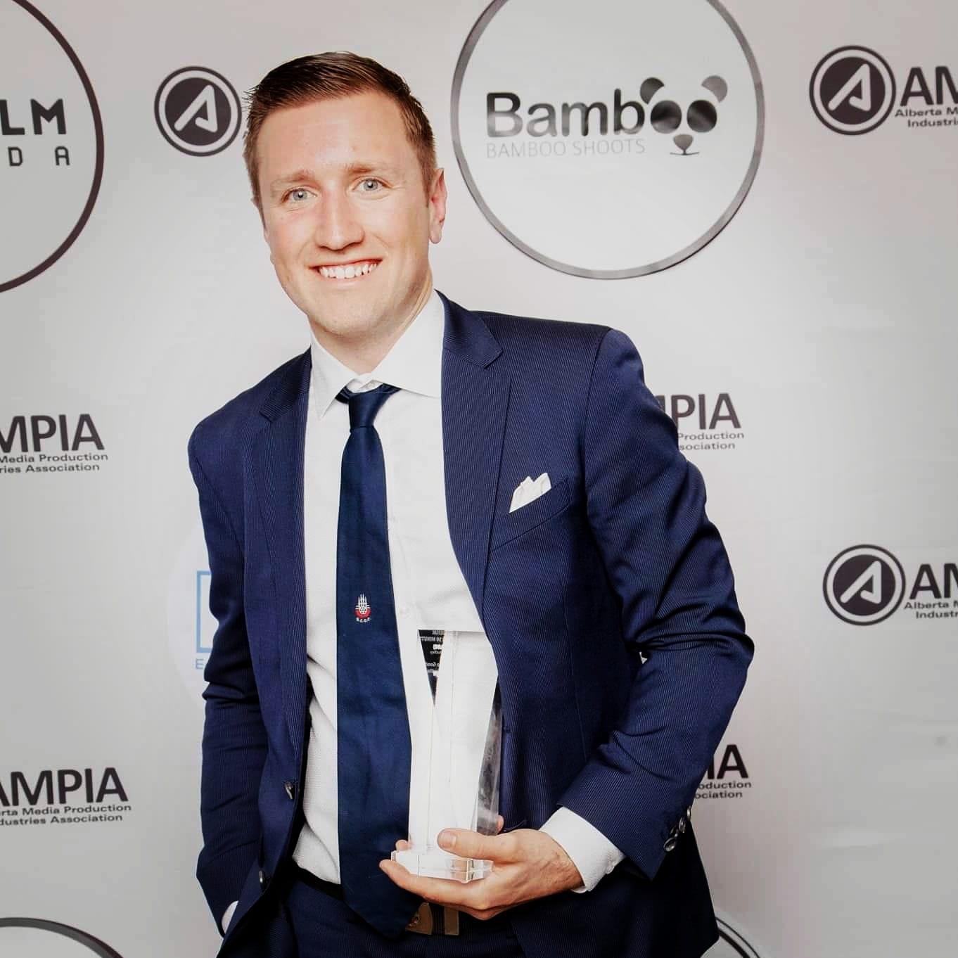 2019 Alberta Media Production Industries Associations  Best Editor, Drama Under 30 Minutes.
