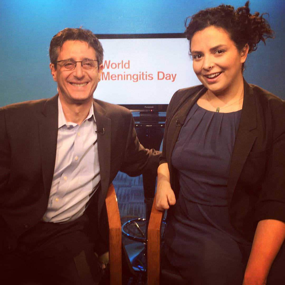 Satellite Media Tour with Dr. Friedland