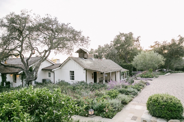 san ysidro ranch wedding 1