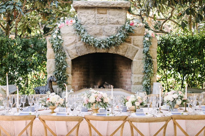 san ysidro ranch wedding 12