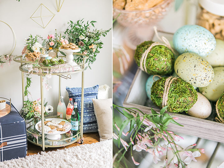 easter table inspiration and decor