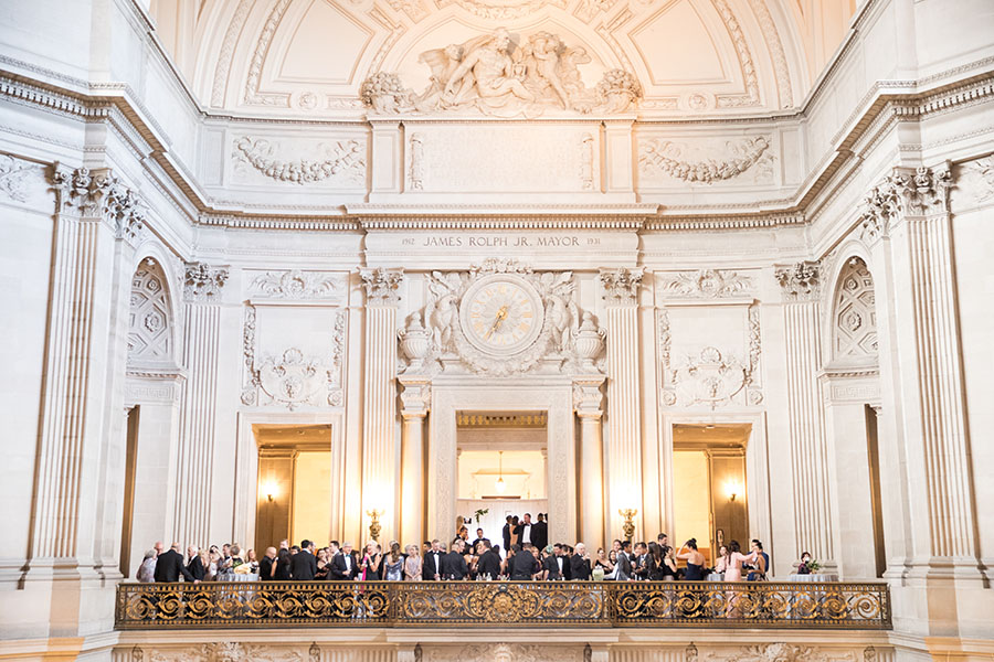 San Francisco City Hall wedding Nicole Blumberg Photography (351 of 842).jpg