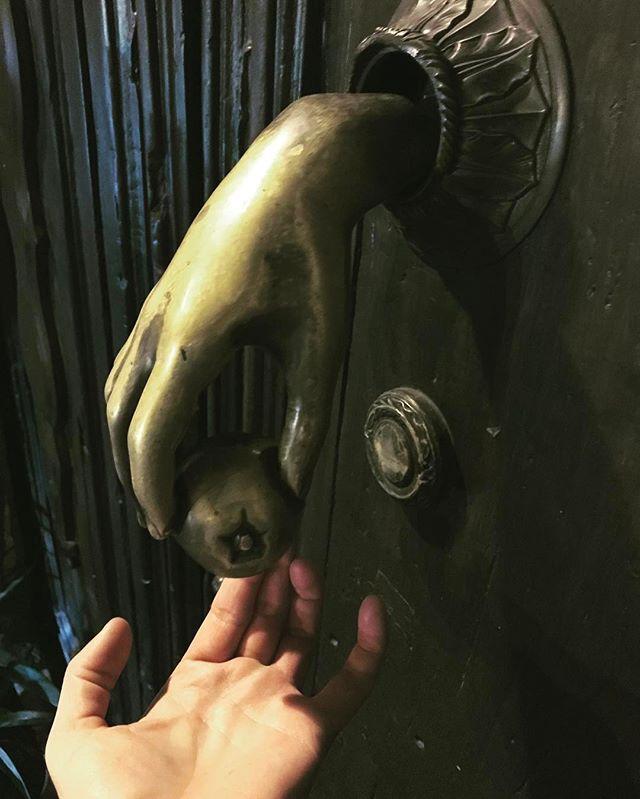 Epic San Miguel door #knocker no. 23. Idea-- stolen.