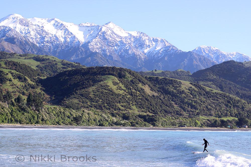 Ashley Lloyd Thompson, New Zealand