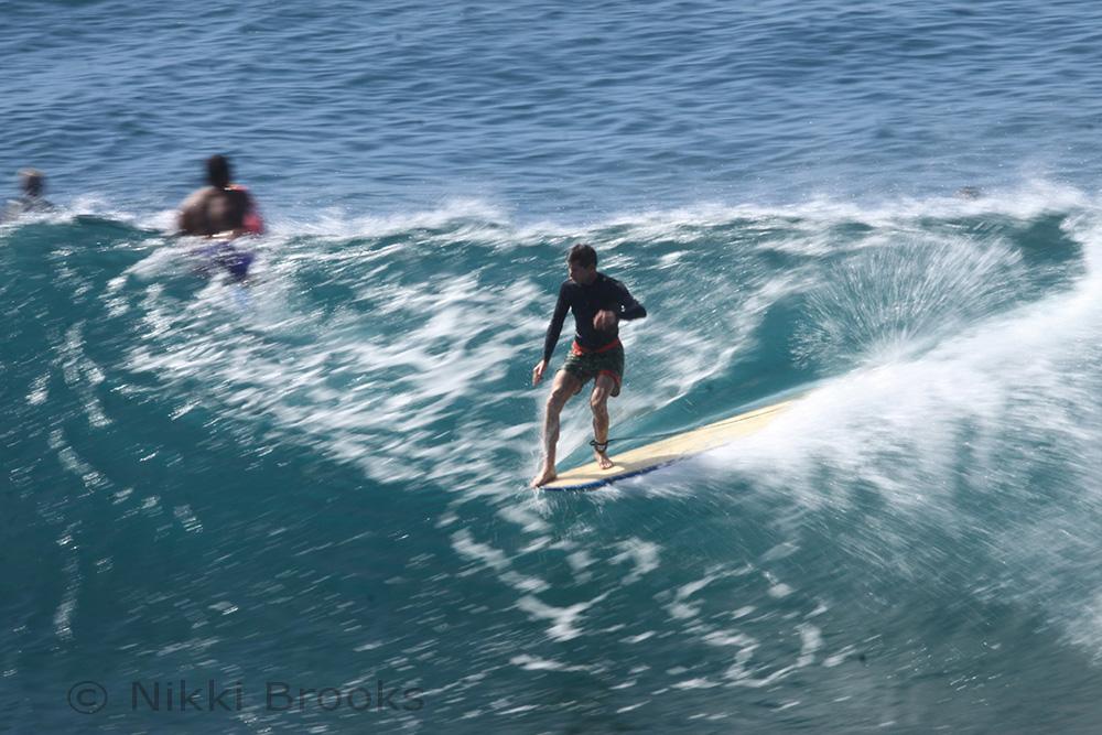 Joel Tudor, Maui