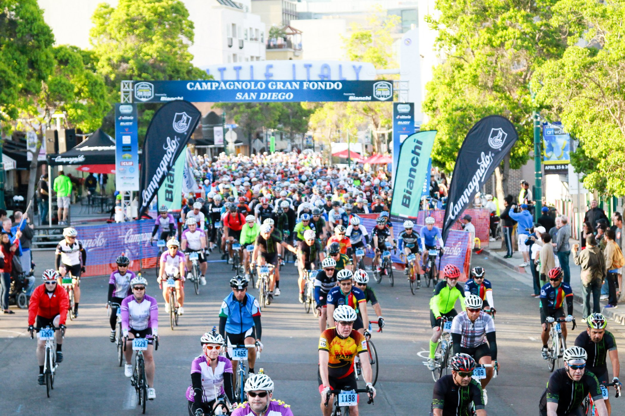 Reach Our Cycling and Fitness Enthusiasts