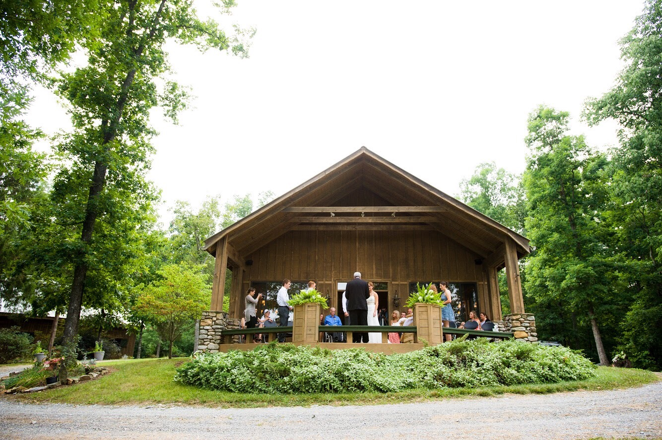 The Lodge - Available December 1 - March 15Mon-Thurs: $3,200Friday & Sunday: $3,500Saturday: $3,700The Lodge wedding package for up to 60 people includes porch or front lawn ceremony site with a reception set up in the lodge.