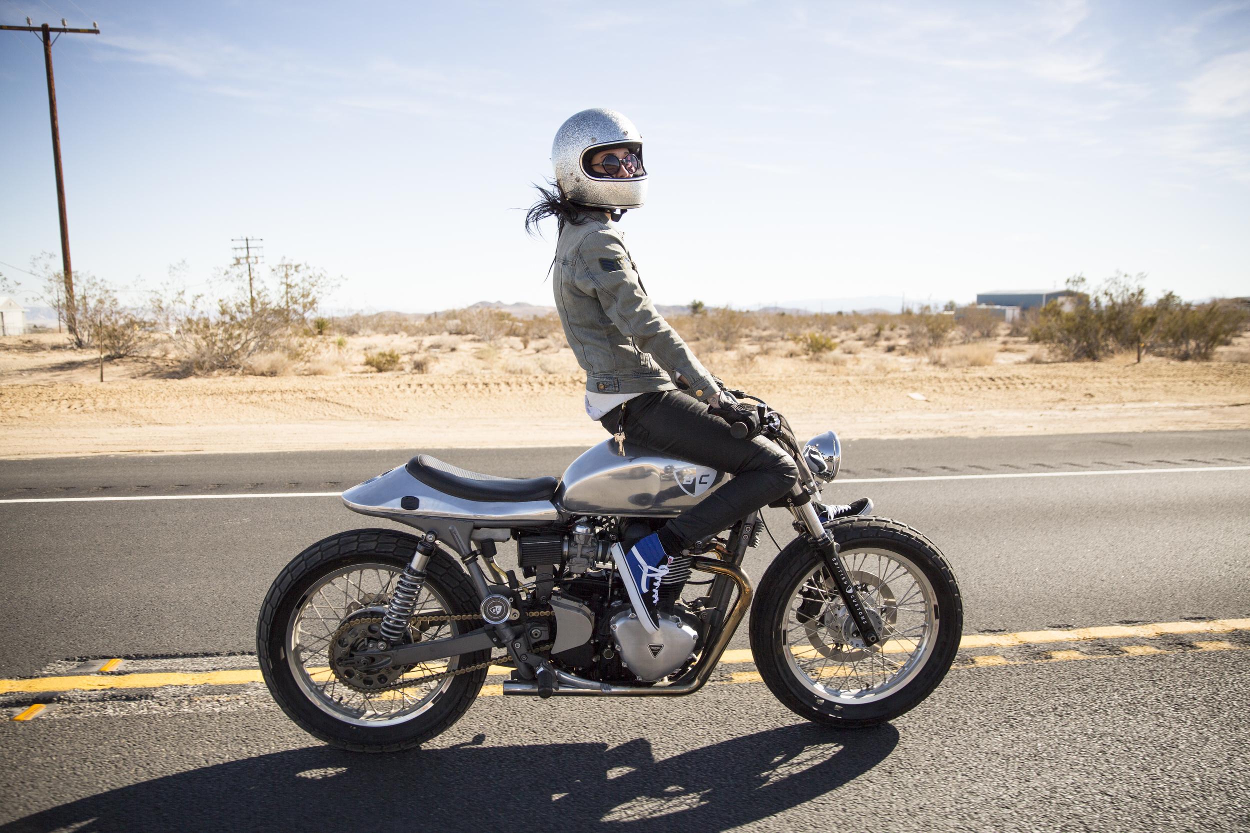 Women's Moto Exhibit photo