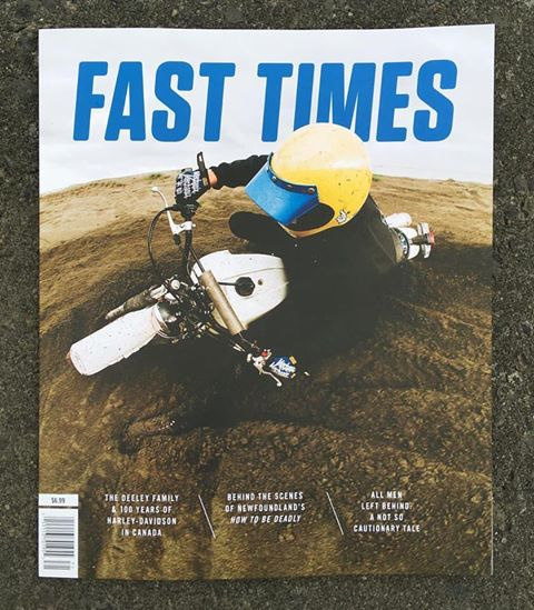 Fast Times Cover