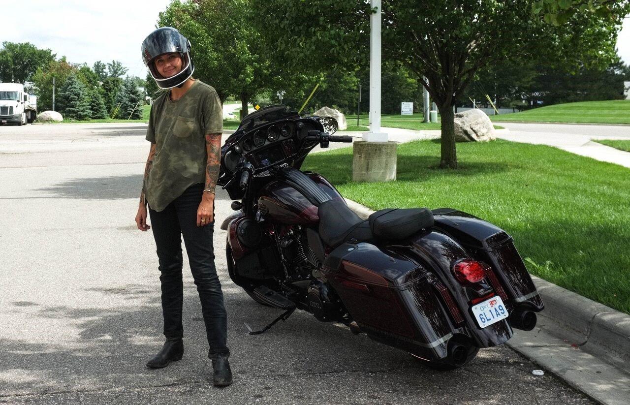 Becky Goebel Harley Davidson