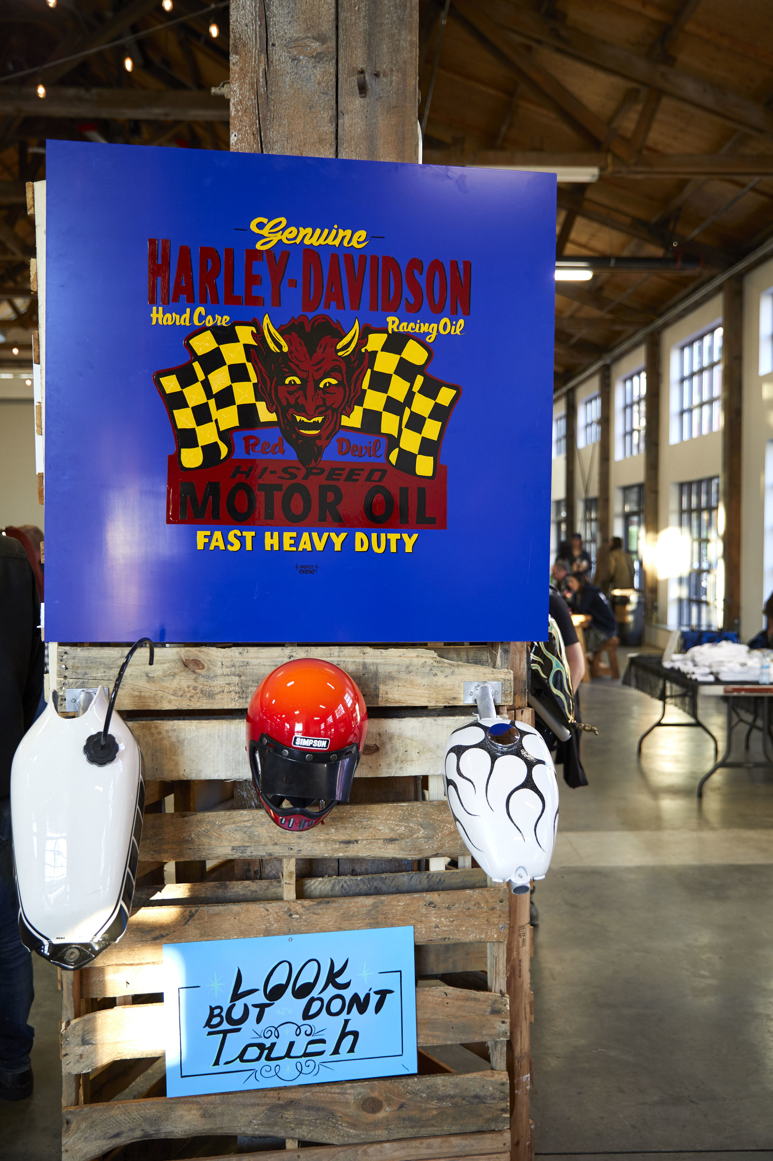 LOSERPALOOZA 2018 MOTORCYCLE SHOW