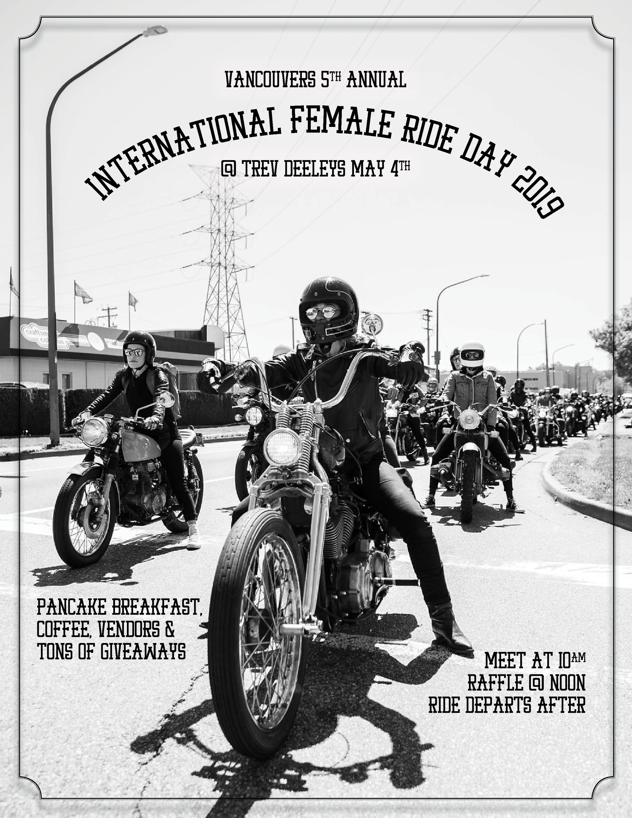 International Female Ride Day 2019