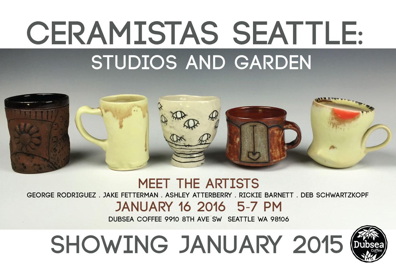 Ceramistas Seattle