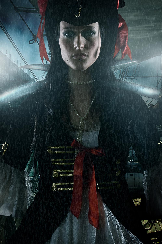 Pirat - Reklamefotografi