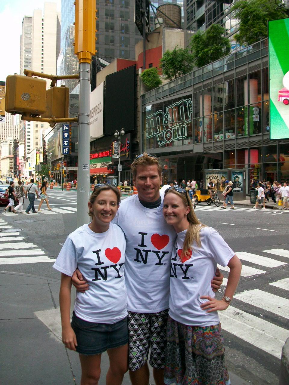 I hear you Lance - but I still heart NY ;)